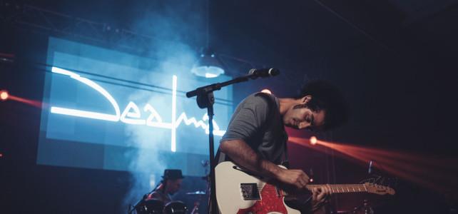 Chitarrista dei Dealma, produttore musicale e organizzatore del Mota Music Fest: Andrea Pica si racconta a Brincamus
