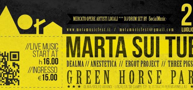 Live Report! A Olbia la prima edizione del Mota Music Fest