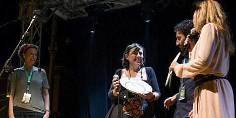 Claudia Crabuzza continua a mietere successi: da Botteghe d'Autore al Premio Andrea Parodi