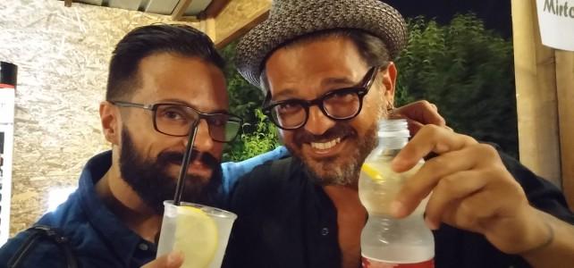 Live Report! Il cantautorato di Arau e Flavio Secchi alla prima serata di #GreenSpaceMusic2016