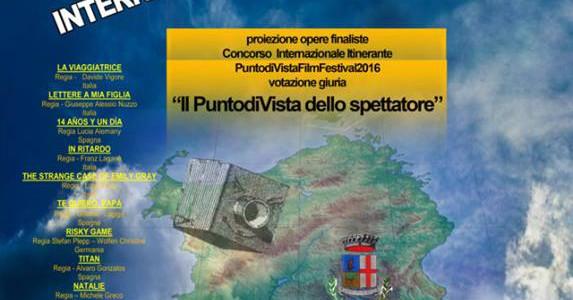 Punto di Vista Film Festival Itinerante fa tappa il 25 novembre a Belvì