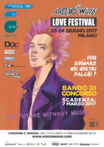 Posticipata al 7 marzo la scadenza di ArezzoWave BAND 2017