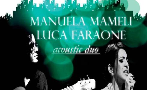Minitournée emiliana per Manuela Mameli
