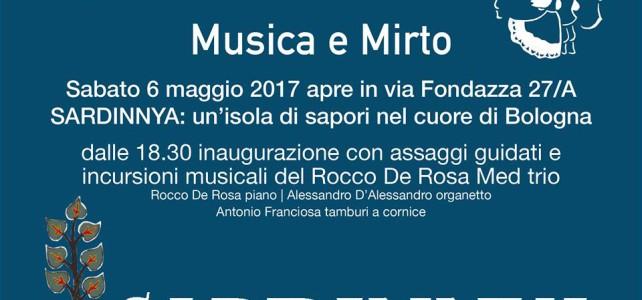 """Inaugura Sardinnya, negozio di prodotti sardi a Bologna, nella """"social street"""" via Fondazza"""