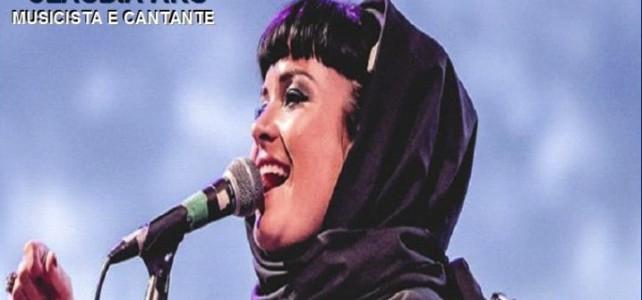 Claudia Aru si guadagna la copertina dell'ultimo numero di Tottus in Pari