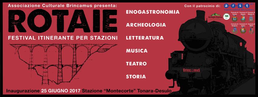 ROTAIE – Festival itinerante per stazioni