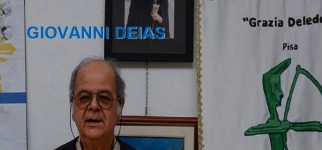 Promuovere l'isola è l'obiettivo: la nostra intervista a Giovanni Deias sulla copertina di Tottus in Pari