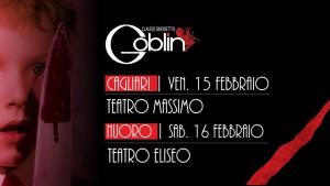 Goblin - Copertina Evento